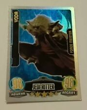 Star Wars Force Attax Serie 1 Movie  Nr. 231  YODA  Force Meister  98/98