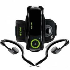 Lettore MP3 NGS BLACKPOPPING4GB 4GB RADIO FM REGISTRATORE VOCALE BLACK