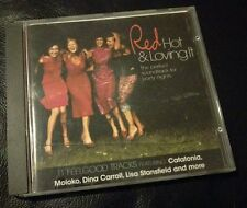 Red hot and loving it CD  catatonia. Lisa Stanfield. Moloko. Dina carroll