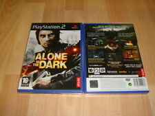 ALONE IN THE DARK DE ATARI PARA LA SONY PS2 NUEVO PRECINTADO