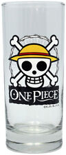 One Piece Glass - Skull Luffy | Official New