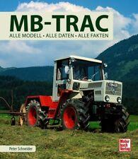 Mb-trac Von Peter Schneider Motorbuch Verlag