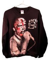 GG Allin sweatshirt (Poison Idea / Minor Threat / Black Flag / Misfits)