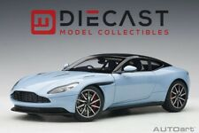 AUTOart 70268 Aston Martin DB11 (Q Frosted Glass Blue) 1:18TH Scale