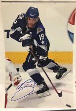 COLORADO AVALANCHE JOE SAKIC STANLEY CUP signed Autographed 12x18 photo W COA