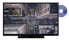 Toshiba 32D1763DA 32 Zoll Fernseher (HD ready, Triple Tuner, DVD-Player, A+)