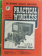 Practical Wireless - Vol. 30 No.568 February 1954 - An Economy Quality Amplifier