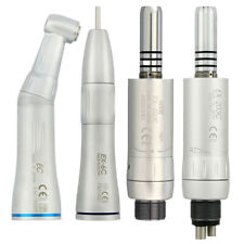 Dental Low Speed Handpiece Straight Contra Angle Air Motor Inner Air Turbine Nsk