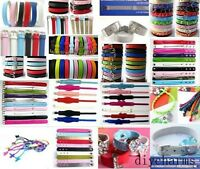 Multi-style DIY 8mm/10mm Name Bracelet Charms Wristband Fit Slide Letters Charms