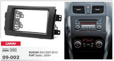 CARAV 09-002 2Din Marco Adaptador Kit SUZUKI SX4 2007-2013, FIAT Sedici 2005+