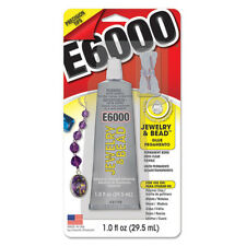 E6000 Jewelry & Bead Industrial Strength Craft Glue Adhesive 1oz / 29.5ml