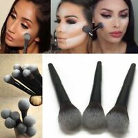 Natural Hair Makeup Tool Brushes Blush Concealer Face Powder Foundation Brush