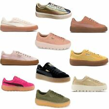 9fa3e6cd442 Puma Suede Platform Womens Trainers~RRP £80~Sizes UK 3 to 8