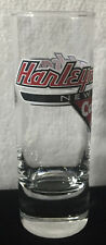 Harley Davidson Cafe New York Tall Shot Glass motorcycles