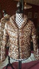 Doudoune léopard - T36