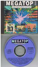 Megatop Los Mayores Éxitos CD 1992