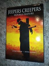 Jeepers Creepers 1 & 2 Double Feature (2-Disc DVD, 2009) *****LN*****