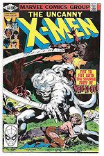X-Men #140 (1980, vf+ 8.5) Byrne & Austin art - price guide value: $38.50 (£28)