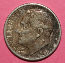 US Roosevelt silver Dimes Price per Each Coin 1950-S  check inventory