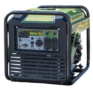 8,750/7,000-Watt Dual Fuel Digital Inverter Generator With 50 Amp Rv Outlet, Usb