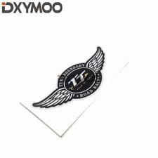 Car Styling Vinyl Decal Bumper Motorcycle Bike Sticker for TT isle of man 12x5cm