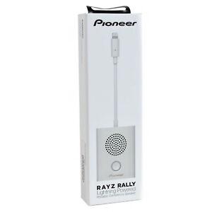 Pioneer Rayz Rally Lightning Macbook/iMac/iPhone Conference Speaker