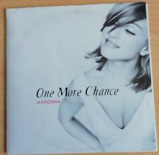 Madonna - One More Chance - UK - poster bag