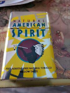 American Spirit Cigarette Tin Collector