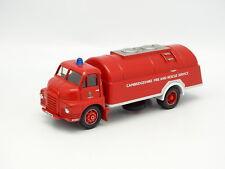 Corgi SB 1/50 - Bedford S Type Cambridgeshire Citerne Fire Rescue - Pompiers