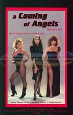 A COMING OF ANGELS, THE SEQUEL Movie POSTER 27x40 Ginger Lynn Annette Haven