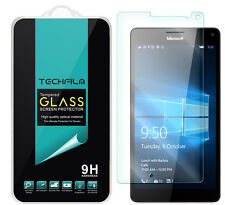 TechFilm® Tempered Glass Screen Protector Saver For Microsoft Lumia 950 XL