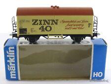 Märklin 83058 4415 H0  SoMo Kühlwagen Zinn 40 Wein der DB mit OVP X00001-11218