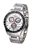 T0444172103100 Tissot PRS 516 Mens Chronograph Stainless Steel Watch New