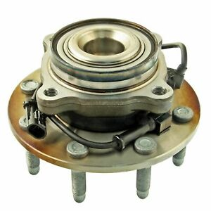 ACDelco SP580310A Wheel Bearing and Hub Assembly