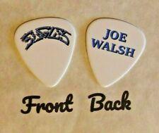 EAGLES - JOE WALSH band logo signature guitar pick -(W)