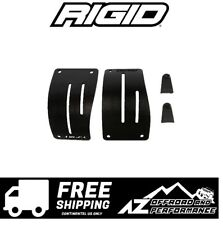 Rigid Industries Cowl Light Mount Kit Black PC fits 18-20 Jeep Wrangler JL 41656