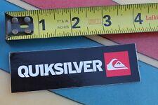 QUIKSILVER Surfboards Quicksilver Wave Mountain Classic Logo Surfing STICKER