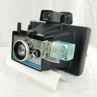 Vintage Polaroid Colorpack 3 Land Camera and 5 G.E. Flash Cubes - NICE!!