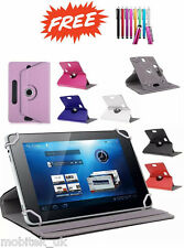 "Universal 360 Rotatable Leather Stand Case Cover for 9""10"" Tab Android Tablet PC"