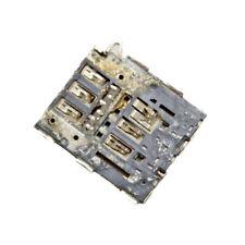 2X FOR Samsung S6 SIM Card Holder Tray Reader Motherboard G920A G920T G920V GO1