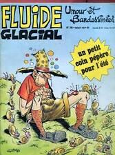 FLUIDE GLACIAL N°38. Août 1979.
