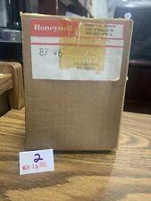 "New listing Honeywell 14503687 Nos Red Fire Alarm Back Box 5-1/2"" L 4-1/4"" W 2"" D Steel"