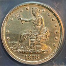 1878-S Trade Dollar ICG AU50 - Very Nice