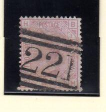 Gran Bretaña Valor nº 55 plancha 3 año 1875 (BE-846)