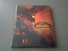 World Of Warcraft The Art Of Cataclysm  Art Book    NEW   WOW