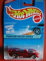 PHANTOM RACER SERIES N°2/4   POWER PISTONS  1/64  HOT WHEELS BLISTE IMPORT US