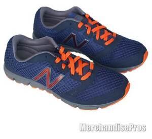 MEN'S NEW BALANCE RUNNING SHOES M630RY2 BLUE/ORANGE 10D MEDIUM  NEW!