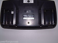 SEGA GAME GEAR BATTERY SPRINGS AND PLATES......... FREE REAR CASE!
