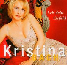 Kristina Bach - Leb Dein Gefuhl (CD) NEW & SEALED