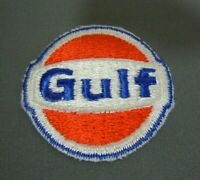 "MARATHON GASOLINE Embroidered Iron On Uniform-Jacket Patch 2.75/"""